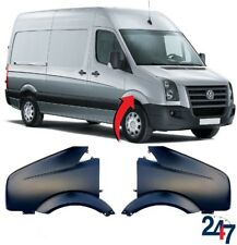 NEW VOLKSWAGEN VW CRAFTER 2006 - 2017 FRONT WING FENDER LEFT RIGHT PAIR SET