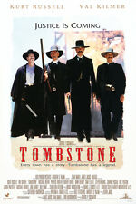 #Z199 Tombstone Poster 24X36