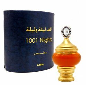 Alf Laila O Laila Perfume Oil (1001 Nights) by Ajmal Perfumes