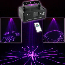 SUNY DMX 512 Laser Stage Music Scanner DJ Projector Disco Show Gig Light DM-V150