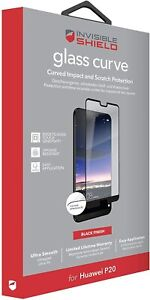 Zagg Invisible Shield Glass Curve Screen Protector For Huawei P20