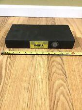 "DoALL Black Granite 6x12x2"" Grade A Dressing  Stone for Gage Blocks"