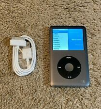 Apple iPod classic 7th Generation Black (120 GB)  Bundle - Fully Functional