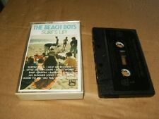 The Beach Boys Surf's Up! Cassette,Used,Canada.