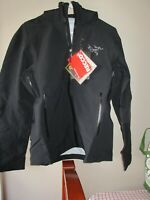 Mens New Arcteryx Cassiar Jacket Size Small Color Black