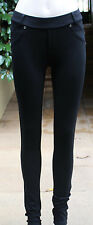 WONDER PANTS !   Caroline Morgan  Black Ponte Pants     Size 18   BRAND NEW