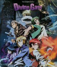 Divine Gate The Complete Series (DVD 2 Disc) English Dub Anime