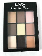 NYX LOVE IN PARIS...9 COLOR EYESHADOW PALETTE (LIP02)