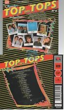 Top Des Tops vol 4 CD ALBUM compilation sandra shona daho u2 patsy boy george ..