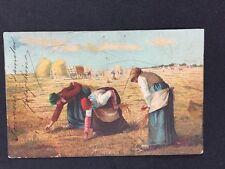 Vintage Postcard: #63: Artistic: 1905