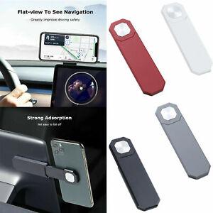 Car Mobile Phone Holder Bracket Magnetic for Tesla Model 3/Y/X/S Car Navigation