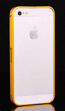 Ultra Dünn Alu Metall Bumper Frame Cover Case für Apple iPhone 4 4S