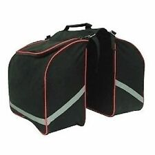 Fahrrad Doppel-Tasche Doppelpacktasche Gepäckträgertasche