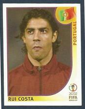 PANINI KOREA/JAPAN WORLD CUP 2002- #305-PORTUGAL-RUI COSTA