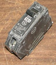 GE/General Electric THHQB1115 15A 1P 120VAC Circuit Breaker