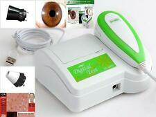 New 2 in 1 Iris&Skin Diagnosis System Iridology Camera & Skin Analyzer/Analysis