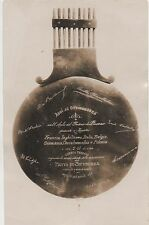 POSTCARD  POLITICAL  Patto Di Sicurezza 1925