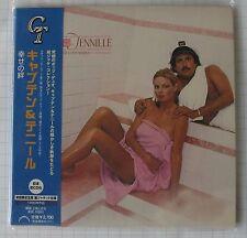 CAPTAIN & TENNILLE - Keeping Our Love Warm JAPAN MINI LP CD NEU RAR! UICY-93389