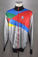 SEB vintage Jacke cycling jersey Fahrrad Bike Rad Trikot jacket Gr. XL 60cm K1