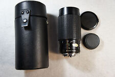 Tokina RMC 50-200mm f/3.5-4.5 MC Lens For Yashica Contax
