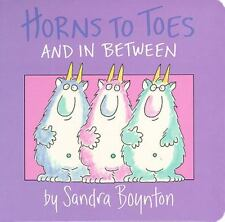 Horns To Toes: By Boynton, Sandra