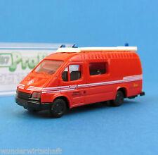 Praliné H0 3722 FORD TRANSIT Feuerwehr Ludwigshafen Ziegler OVP HO 1:87 Box