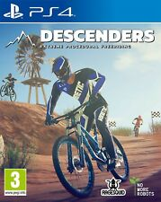 Descenders Playstation 4 PS4 NEW SEALED Free UK p&p !!! IN STOCK NOW !!!!
