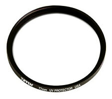 Tiffen 77mm UV SMC lens protection filter for Pentax 67 6x7 55mm F4 medium