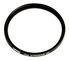 Tiffen 77mm UV HD lens protection filter for Pentax PENTAX D FA* 70-200mm f/2.8