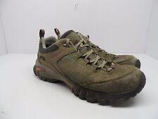 Vasque Women's Talus Trek Low UltraDry Hiking Shoe Black Olive/Damson Size 7M