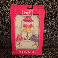 Kelly Baby Sister of Barbie - Fashion Avenue - Mattel #16696