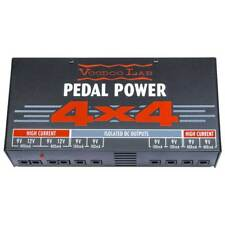 Voodoo Lab Pedal Power 4x4 - Aust 240V - 5 Year Warranty