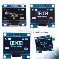 "Blue/White 1.3"" IIC SPI Serial 128X64 OLED LCD Display Screen Module For Arduino"