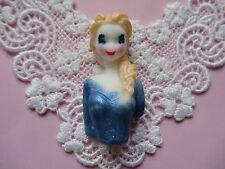 Elsa Frozen Disney  silicone mold fondant cake decorating wax soap food FDA