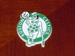 BOSTON CELTICS Vintage Old NBA RUBBER Basketball FRIDGE MAGNET Standings Board