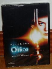 LOS OTROS DVD NUEVO PRECINTADO NICOLE KIDMAN CINE ESPAÑOL THRILLER TERROR R2