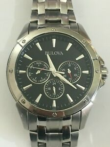 Bulova Classic Men's Watch - 96C107