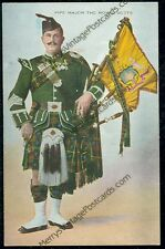 Pipe Major The Royal Scots (Military D) #1