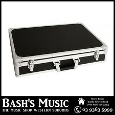 CNB Effects Pedal Board Road Case with Removable Lid 6-8 Units