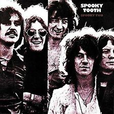 Spooky Two by Spooky Tooth (CD, 1988, A&M Records)