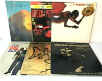 Lot of 6 R&B and Soul Vinyl Record Albums Dionne Warwicks Ohio Players