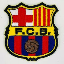 Escudo Fc Barcelona Kappa Badge Crest Patch for Shirt Jersey