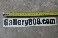 New listing Gallery 808 Hawaii Surfboard Rare Surfing Decal Sticker