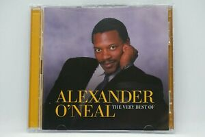 Alexander O'Neal : The Very Best Of (Music Club Deluxe) 2CD Album - CHERELLE