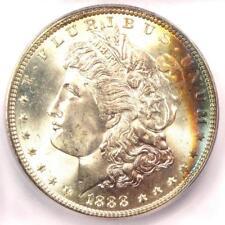 1888 Morgan Silver Dollar $1 (1888-P) - ICG MS67 - Rare - $5,000 Guide Value!