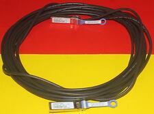 Genuine JUNIPER 740-037252 QFX-SFP-DAC-10MA 10M SFP+ 10G Twinax 21xAvailable
