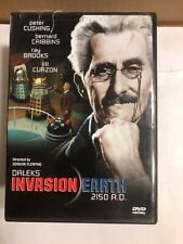 Daleks Invasion Earth 2150 A.D. (DVD) Peter Cushing, Bernard Cribbins, CT6