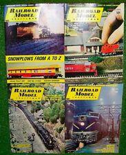 Vintage Lot (120) Railroad Model Craftsm Train Magazines 70s 1970-1979 Excellent