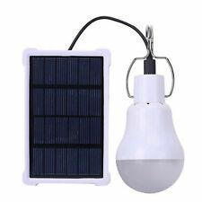 20W LED al aire libre Carpa solar Lámpara Patio portátil Camping Bombilla Luz