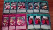 Yu-Gi-Oh! 12 Karten Ojama-Set LED2-DE Deutsch Ojamatch, Pajama, Ojamassimilation
